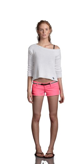 Abercrombie & Fitch - Shop Official Site - Womens - A Looks - SUMMER - FIREWORKS
