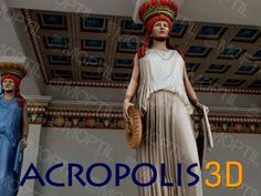 ACROPOLIS 3D with Augmented Reality - YouTube