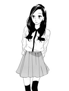 hirunaka no ryuusei - ah, I just think that this is a cute outfit