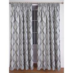 Habito Limited Edition Curtains Matrix Slate Super Drop - Promotional - Curtains - Curtains & Blinds - The Warehouse Curtains With Blinds, Slate, Warehouse, Arizona, Drop, Ideas, Home Decor, Chalkboard, Magazine