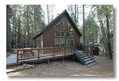 Homey cabin built in 2002 on the quieter and less crowded south side of the river. Walking distance to the swinging bridge, the Wawona Hotel and 9 hole golf course. Convenient to the Wawona gas statio...