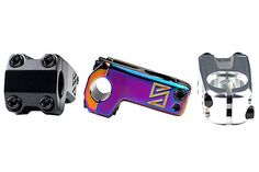 The Haze FL Stem is the front load version of the affordable entry level Stranger Haze stem. Entry Level, Bmx, Bicycles
