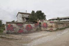 Les dernières Peintures murales de Aryz (18)