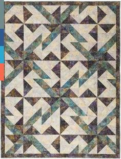 Windcatcher from Keepsake Quilting 	64x84