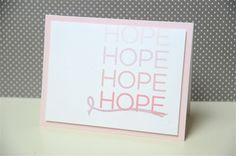 Breast Cancer Hope - bjl