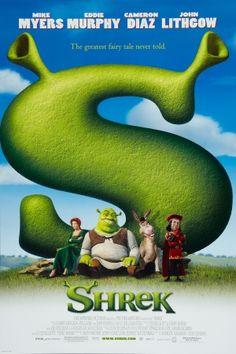 Shrek (2001)  Director: Andrew Adamson, Vicky Jenson Stars: Mike Myers, Eddie Murphy, Cameron Diaz, John Lithgow