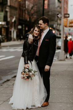 West Village NYC wedding at Palma