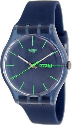 d39e7ae7953 SWATCH NEW COLLECTION WATCHES Mod. SUON700 Serial 131621 Gents