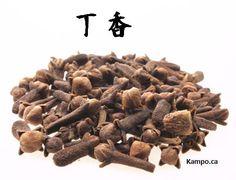 ding xiang - clove: http://kampo.ca/herbs-formulas/herbs/choko/