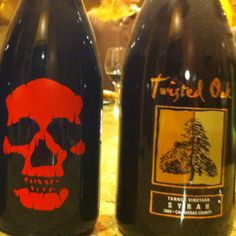 Twisted Oak wine  - www.arnoldblackbearinn.com