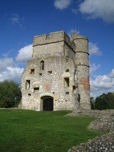 Donnington Castle, Newbury, Berkshire, England | United Kingdom