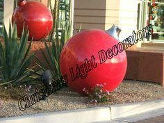 Large Outdoor Christmas Decorations | Large Outdoor Christmas ...