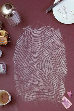 """""""Fingerprints"""" by Kevin Van Aelst 
