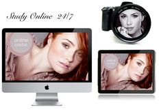 Online photography course!  I hope to win this for my birthday!