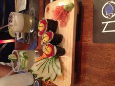 Sushi yum!!