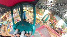 Toverland 2019 Toos Express 360° VR Onride Vr, Make It Yourself