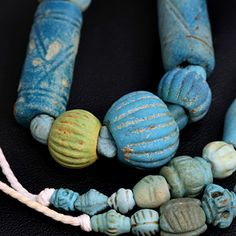 SKJ ancient bead art | private collections