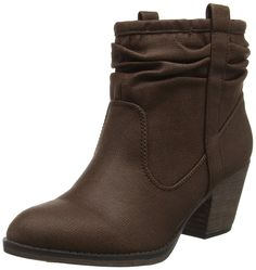 Rocket Dog Women's Scouting Slouch Boots