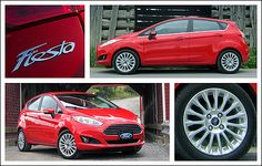2014 Ford Fiesta Hatchback Review | Auto123.com - The 2014 Ford Fiesta is a nicely finished sub-compact, offering more driver engagement than any of its competitors. #ford #fiesta #car #review