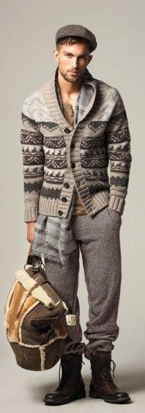 Jaquetas e casacos masculinos. Veja looks com parkas, blazers, tricot. Saiba onde comprar e como usar