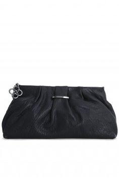 La Coco Clutch - Black $103.60