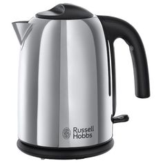Russell Hobbs Hampshire 1.7L Stainless Steel Electric Kettle | Wayfair.co.uk