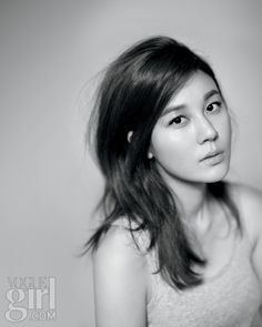 Kim Ha-neul- she is chameleon actress... she can go either being dramatic, whiny, funny, crazy, or etc. but she still charms you!