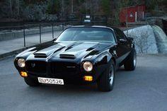 1972 Pontiac Firebird Formula 400