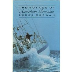 After breaking the record, Dodge Morgan wrote a book about his experience as the first American and the fastest person to sail around the world alone without stopping. It is out of print but can still be found in used book stores. It is a great read and even better  if you have joined us onboard. Marine Debris, Naval Academy, Writing A Book, Sailing, Around The Worlds, Boat, American, Movie Posters, Travel