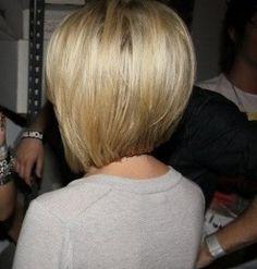 Chelsea Kane hair back view