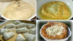 Aj vy milujete langoše? Zo stánku sú tie najlepšie! Na vrch cesnak, kečup, tatárska omáčka a ešte nastrúhaný tvrdý syr.
