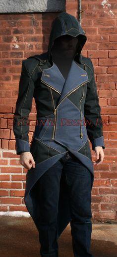 The Eagle Coat. Volante Design