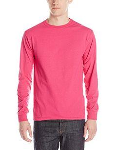 e2293866 10 Best Men's - Jerzees Clothings images | Long sleeve tees, Long ...