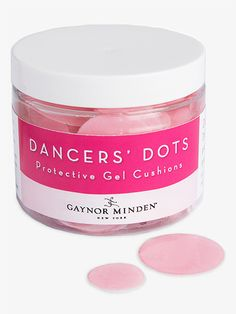 Gaynor Minden Dancers' Dots reduce irritation, protect against blisters & relieve pressure in sensitive areas. Buy these gel foot cushions to dance in comfort. Gaynor Minden Pointe Shoes, Dance Makeup, Dance Accessories, Hair Accessories, Dance Tights, Dance Shoes, Gel Cushion, Ballet Costumes, Dance Costumes