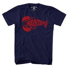 Lobstah Boston T-Shirt