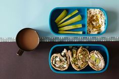 Cook special: Quick, affordable and adaptable ideas for delicious and portable meals to take to the office, or to send your kids to school with.