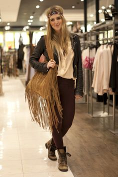 I love everything! I would like the bag a lot better if the fringe wasn't as long.