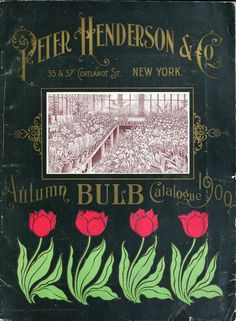 1900 - Autumn bulbs catalogue : - Biodiversity Heritage Library. http://biodiversitylibrary.org/page/43899709. #BHLinbloom