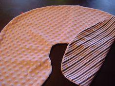 Kalleymade: Make a Boppy Slipcover: Tutorial - no zipper