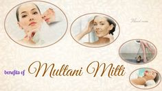 Multani mitti is a main ingredient that is used popularly in the beauty industry. This natural ingredient is often used by manufacturers of herbal products in their hair and skin products.
