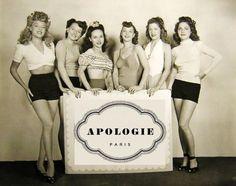 Apologie team - APOLOGIE
