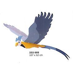 Móvil náutico de pájaro cacatúa para colgar
