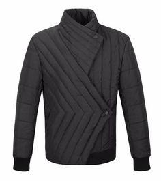 606196d1f2 European Single Button Slim Fit Style Jacket - d'143 Men's Clothing Winter  Jackets,