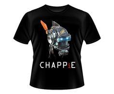 Chappie - Tee - Camiseta - T-Shirt