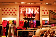 Pink store!!