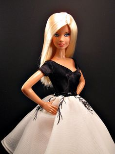 Barbie Basic 3.0 - Lilly by Elizabeth 1986, via Flickr