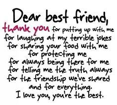 Love My Friends Quotes Alluring 10 Quotes For Best Friends  Pinterest  Friendship Friendship