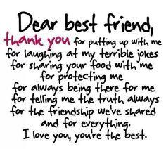 i heart my best friend
