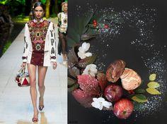 La magia del bosco, la bellezza delle fiabe tradotta in ricami, drappeggi e Swarowsky nelle ultime collezioni Dolce & Gabbana è travolgente e ci illude di far apre per un s…