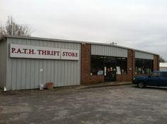 7. PATH Thrift Store - 35 S Congress St, York, SC 29745